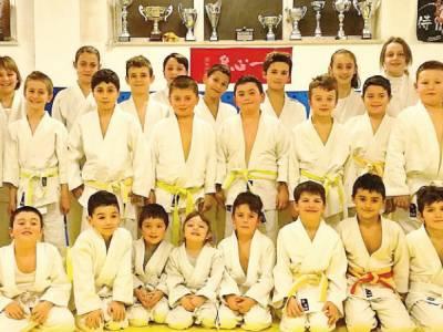 1° tappa Campionato Judo Giovani 2017